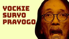 Jejak Perjalanan Hidup Yockie Suryo Prayogo