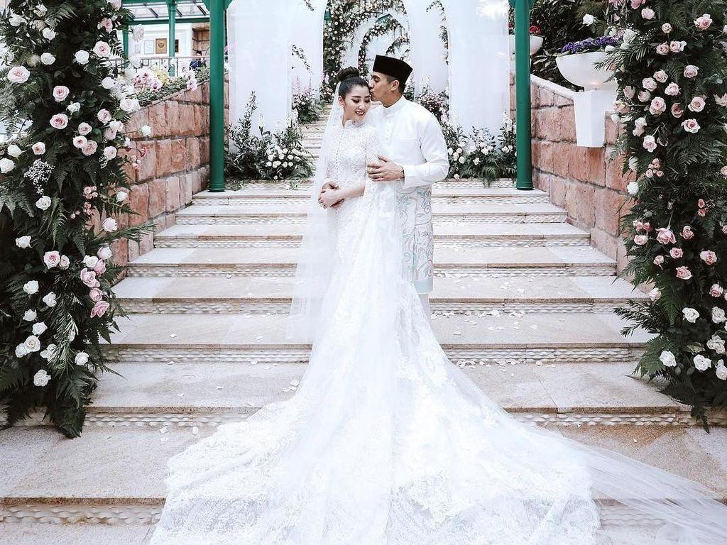 Anak Miliuner Malaysia Ini Menikah, Gelar Pernikahan Mewah di Atas Bukit
