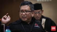 PDIP Sanggah Pertemuan Jokowi-PKS Bentuk Kepanikan