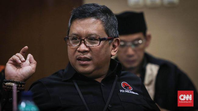Hasto Singgung Pemimpin Karbitan, Demokrat Bantah AHY Menteri