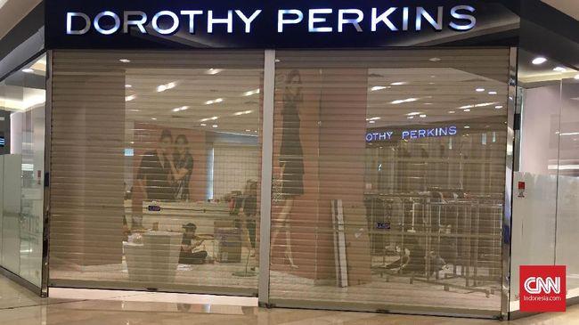 Dorothy Perkins Tutup Toko, New Look Menyusul