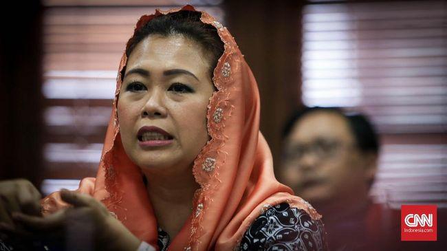 Yenny Wahid Tak Gabung Tim Prabowo, Semangatnya Diklaim Ada