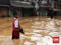 Kurang Data, Smart City Jakarta Luput Antisipasi Banjir