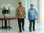 Makan Siang a la Jokowi - JK