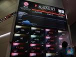 Tarif Baru AS Resmi Memukul China, IHSG Hadapi Tekanan