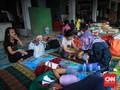 Pengungsi Banjir Jakarta Diimbau Tak Minta Sumbangan di Jalan