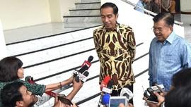 Survei Alvara Beri Jokowi-JK Nilai 'B', Ekonomi Titik Lemah