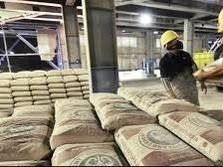 Industri Semen Suram, Laba SMCB Anjlok 23,72% Jadi Rp 539 M