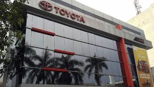 Dealer Terbesar Toyota Indonesia Semakin Sedikit Jualan Mobil