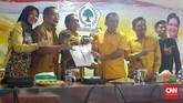 Rakernas Golkar Belum Putuskan Cawapres Jokowi