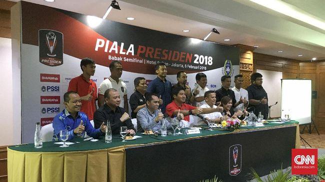Harga Tiket Semifinal Piala Presiden 2018