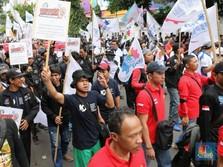 May Day! Buruh Siap Beraksi di Sekitar Istana Negara