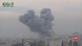 Pengeboman di Suriah Tewaskan 77 Warga Sipil