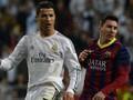 Messi: Saya Ingin Ronaldo Bertahan di Madrid