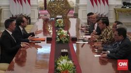 Jokowi dan Komisioner PBB Tak Bahas Pelanggaran HAM Masa Lalu