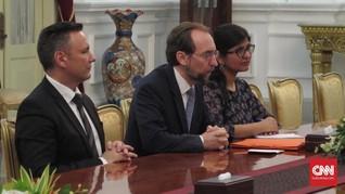 Dikritik, Pemerintah RI Tak Menyesal Undang Petinggi HAM PBB