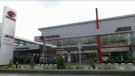 Auto2000 Tak Anggap Dealer Toyota Lain Sebagai Pesaing