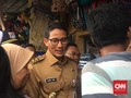 Atur PKL Jakarta, Sandi Akui Sedang Dorong Pergub Soal OK OCE