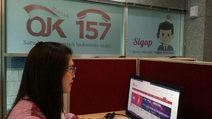OJK Bekukan Perusahaan Pembiayaan Sunprima Nusantara