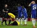 Man City vs Chelsea, Wasit Bisa Cetak Rekor 100 Kartu Merah