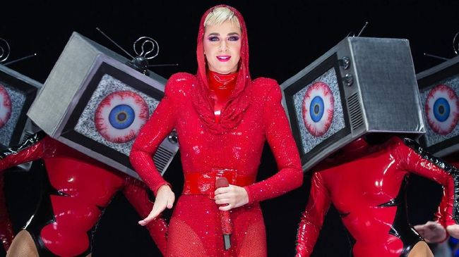 Peserta Audisi 'American Idol' Puji Swift, Katy Perry Kalem