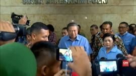 VIDEO: SBY Laporkan Pengacara Setnov ke Polisi
