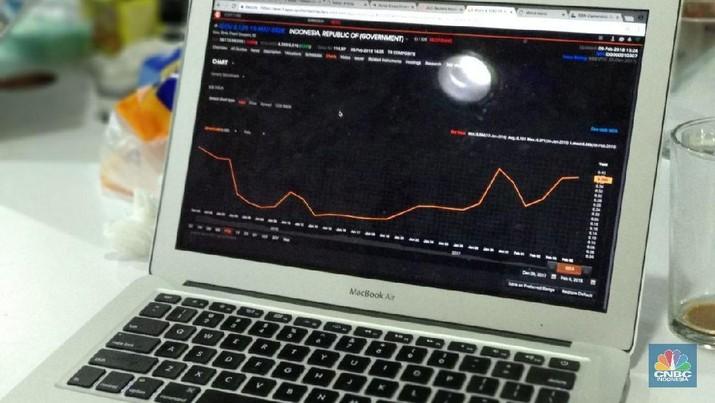Menguat di Awal Pekan, ke Mana Arah Pasar Obligasi Hari Ini?