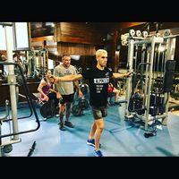 Alex Rins, pebalap berusia 22 tahun ini juga tengah berlatih kebugaran demi menjaga performa di atas tunggangannya semakin baik. (Foto: Instagram/alexrins)