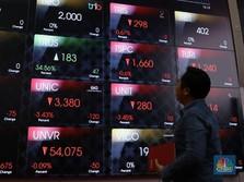Dana Perlindungan Investor Pasar Modal Tembus Rp 300 M