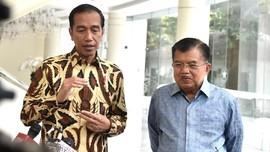 PDIP Tunggu Tafsiran MK soal Peluang JK Cawapres