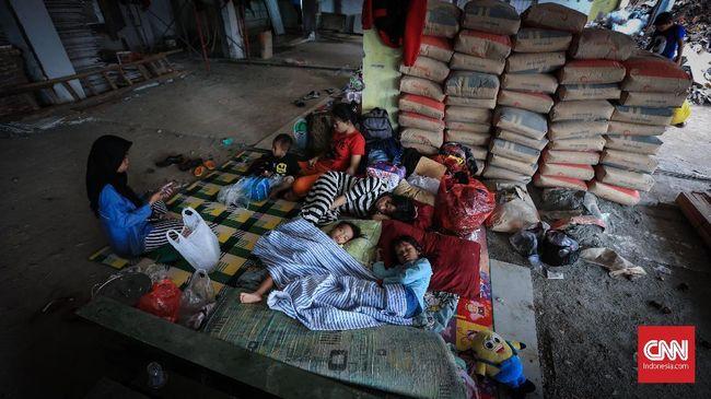 Pemkot Jaktim Akui Tidak Bisa Langsung Tangani Pengungsi