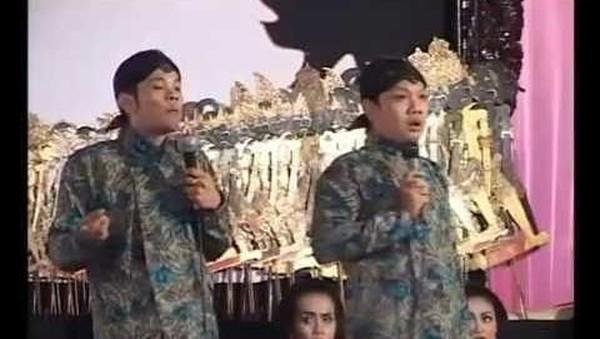 2 Pelawak RI di Hong Kong Bebas
