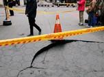 Breaking! Gempa 6.5 SR Guncang Taiwan
