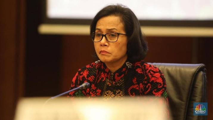 Outlook Sri Mulyani Soal Ekspor-Impor 2019: Tidak Pasti