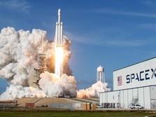 SpaceX Berencana Cari Dana Segar Rp 7 T