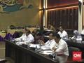 Baleg DPR dan Pemerintah Rapat Tertutup Bahas Revisi UU MD3
