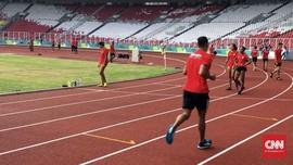Pelatnas Atletik 'Pulang Kandang' ke Stadion Madya Senayan