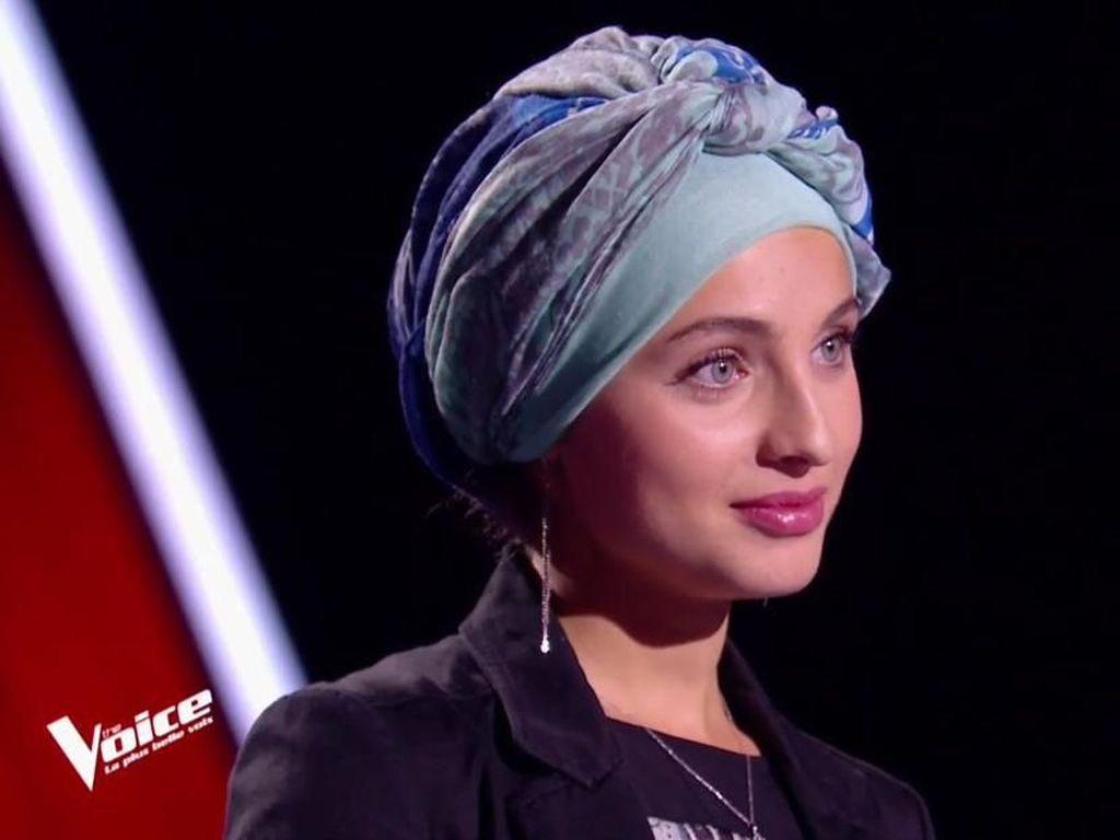 Foto: Cantiknya Hijabers Prancis yang Jadi Kontroversi di Kontes Menyanyi