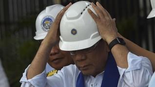 Kesehatan Duterte Dirahasiakan, Jubir Pastikan Bukan Kanker