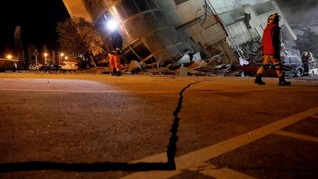 Papua Diguncang Gempa 7,6 SR, Belum Ada Laporan Korban