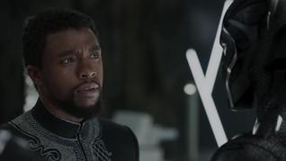 'Black Panther' Jadi Film Pertama Tayang di Arab Saudi