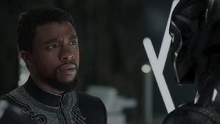 'Wakanda' Kuasai 55 Persen Pasar Film Akhir Pekan China
