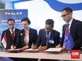 Ekspansi, Garuda Indonesia Gaet Perusahaan Multinasional