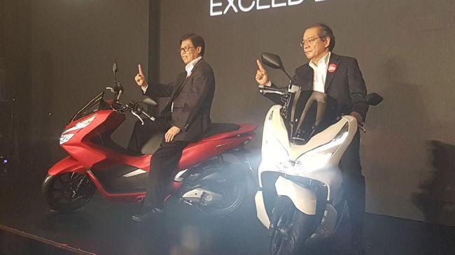 Harga All-new Honda PCX Tempel Pesaingnya