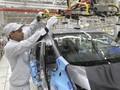 Efek Corona Reda, Pabrik Mobil di China Mulai Beroperasi