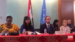PBB akan Kirim Tim Pantau HAM di Papua