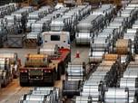 Sanksi AS Dorong Kenaikan Harga Aluminium Pekan Lalu