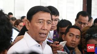 Wiranto dan Tito Sepakat Batalkan Jenderal Jadi Pj Gubernur