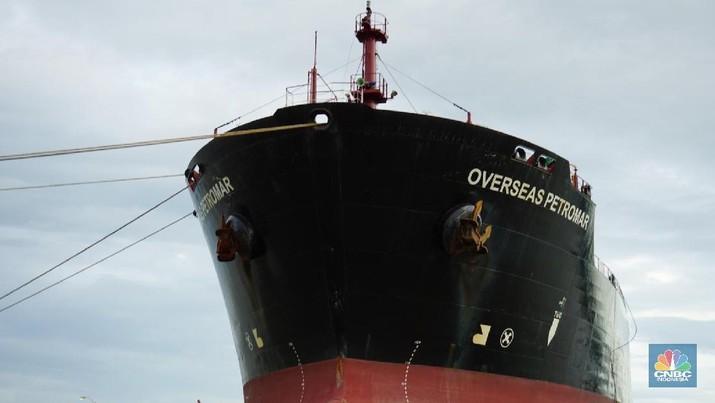 Jumlah Kapal Nasional Sulit Akomodir Volume Ekspor CPO