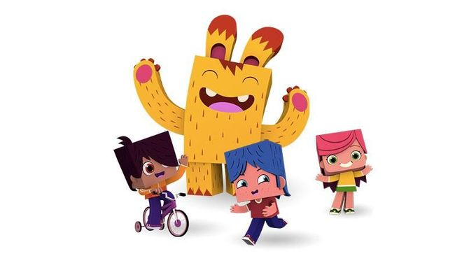 Netflix Angkat Serial Kartun Anak Buatan Rusia, 'Yoko'